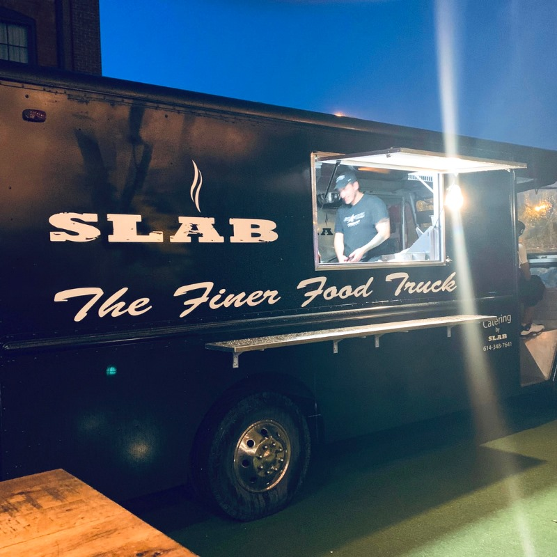 Columbus Ohio Slab Food Truck